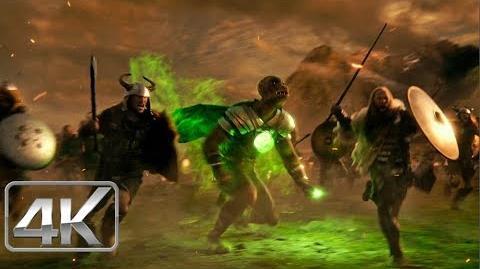 Justice League (2017) Linterna Verde & Los Super Heroes Legendarios Español Latino