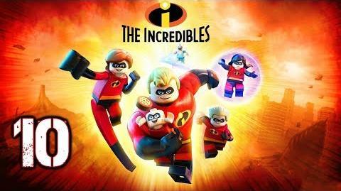 """LEGO LOS INCREIBLES - GAMMEPLAY EN ESPAÑOL (LATINO) - EPISODIO 10 """"REGRESO A LA ISLA NOMANISAN"""""""