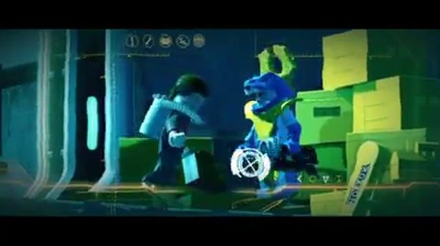 Lego Marvel Superheroes 2 - Iron Man y Capitana Marvel - Español Latino