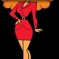 La Señorita Belo en <a href=