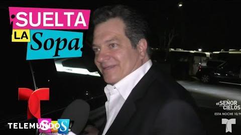 Alexis Ortega habla sobre su papel en la serie de Luis Miguel Suelta La Sopa Entretenimiento