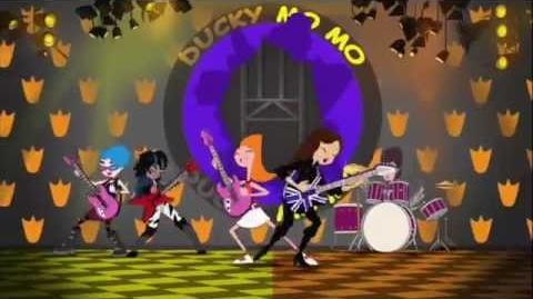 Canción Phineas y Ferb - Paty Momo (versión de Candace y Vanessa - Español Latino)