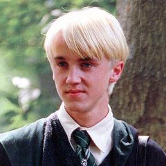 Draco Malfoy en <a href=