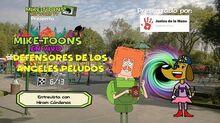 Entrevista con Hiram Cárdenas Defensores de los Ángeles Peludos (6 de 13) Mike-Toons en Vivo