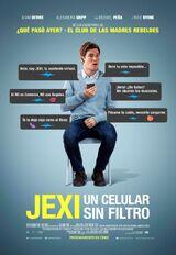 Jexi, un celular sin filtro