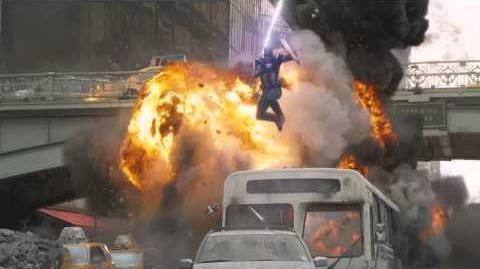 Los Vengadores Trailer Super Tazón