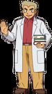 Profesor Oak XY