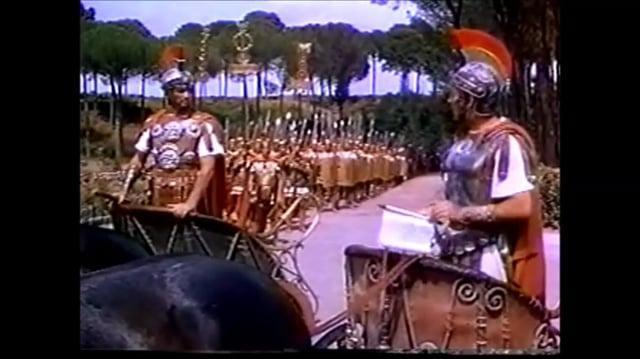 QUO VADIS(1951) MUESTRA DE DOBLAJE LATINO