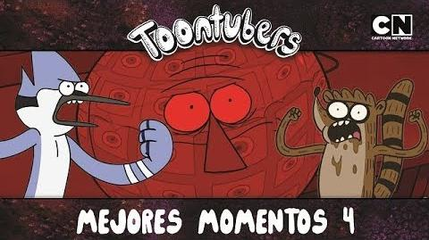 ToonTubers Invasión Bensónica Parte 4 Cartoon Network