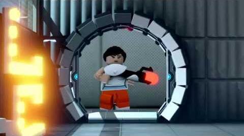 Tráiler Oficial LEGO Dimensions Portal 2