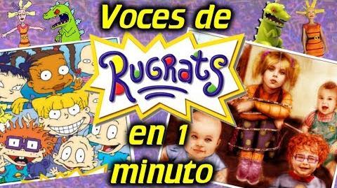 Voces de RUGRATS en 1 minuto- -09