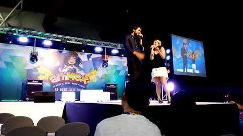 Agustina Cirulnik y Demián Velazco - Animex 2018 Monterrey