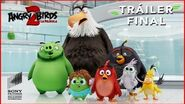 Angry Birds 2- Trailer final
