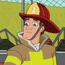 Jefe de bomberos richard chase lldmm