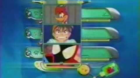 Promo Fox Kids Masked Rider y Cabellero del Mundo Moon