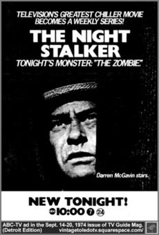 The nigth stalker (1972)