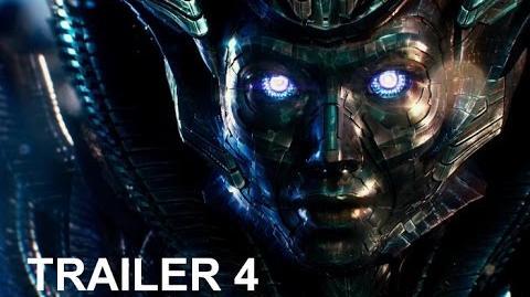 Transformers 5 El Último Caballero - Trailer 4 Español Latino 2017