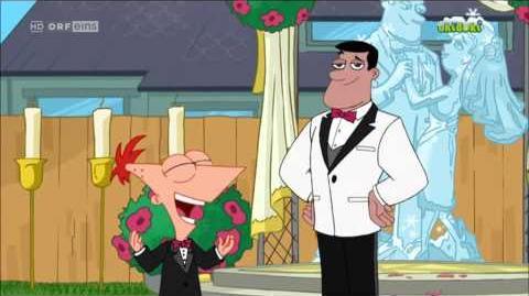 Viaje De Bodas - Phineas y Ferb HD
