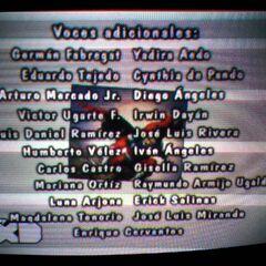 <i>Créditos de la TV (2)</i>