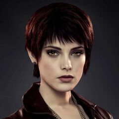 Alice Cullen en la saga de <a href=