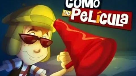 El Chavo Animado - 3x04 - Como De Pelicula - Completo