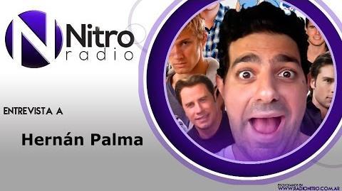 Entrevista Hernán Palma por Radio Nitro