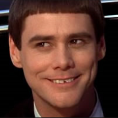 Lloyd Christmas  en <a href=