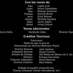 Créditos de doblaje (temporada 3)