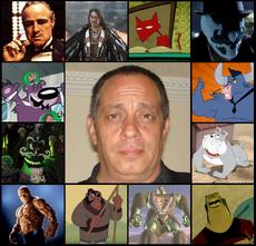 Miguel Ángel Ghigliazza y sus personajes