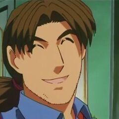 Shinichi Kasuga en <a href=