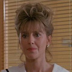Christine Bateman (Wendy Phillips) en <a href=