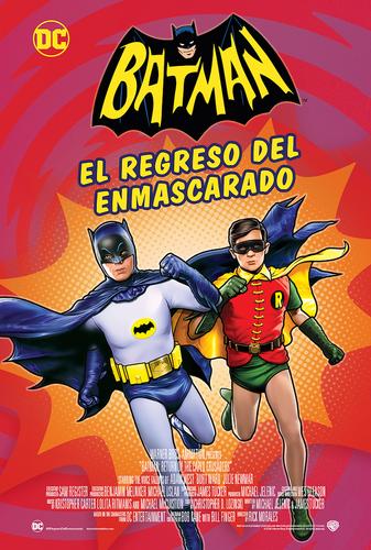 Batman El regreso del enmascarado