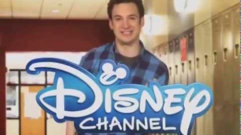 Ben Savage (El mundo de Riley) - Estás viendo Disney Channel Latino - Bumper 2015