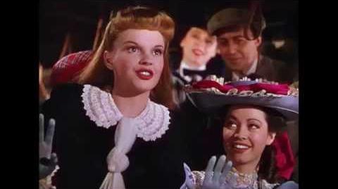 Estrellita Díaz - The Trolley Song in Mexican Spanish 1944