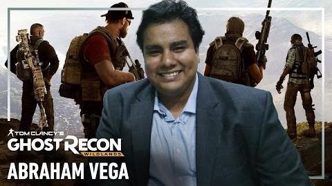 Ghost Recon Wildlands - Plática con Abraham Vega, director de doblaje del juego