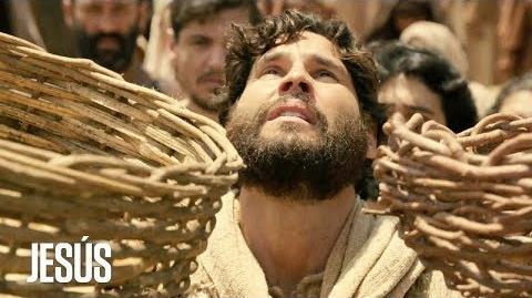 Jesús Así fue como Jesús multiplicó los peces y los panes para sus fieles