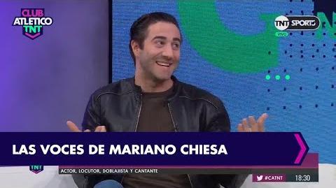Mariano Chiesa, una voz que escuchaste varias veces pero no sabías quien era