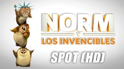 Norm y Los Invencibles - Norm Of The North - TV Spot Doblado (HD)