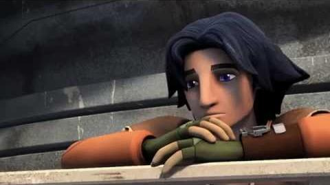 Vistazo exclusivo – Star Wars Rebels