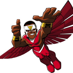 Falcon en <a href=