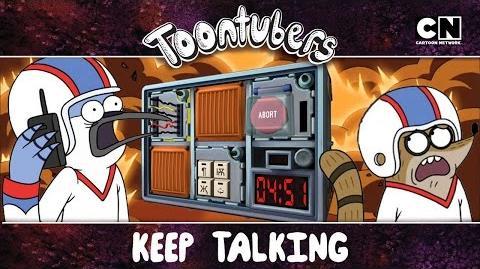 EL JUEGO KEEP TALKING NOBODY EXPLODES QUE NO PUEDES DEJAR DE HABLAR… ToonTubers Cartoon Network