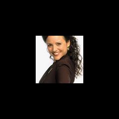 Elaine Benes en <a href=