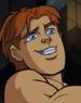 Jack Russell de El Escuadrón de Superhéroes Episodio Hombre Cosa, el Monstruo