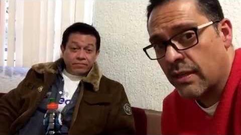 Las tres vocesdewillsmith en México puro novato!