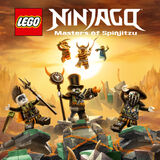 LEGO Ninjago: Maestros del Spinjitzu