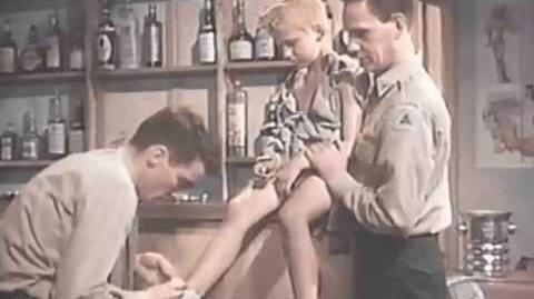 Los Ángeles perdidos 3 7. The Search Movie 1948. En Castellano. In Spanish language.