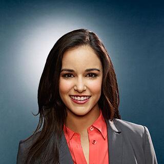 Detective Amy Santiago (2da Voz) en <a href=