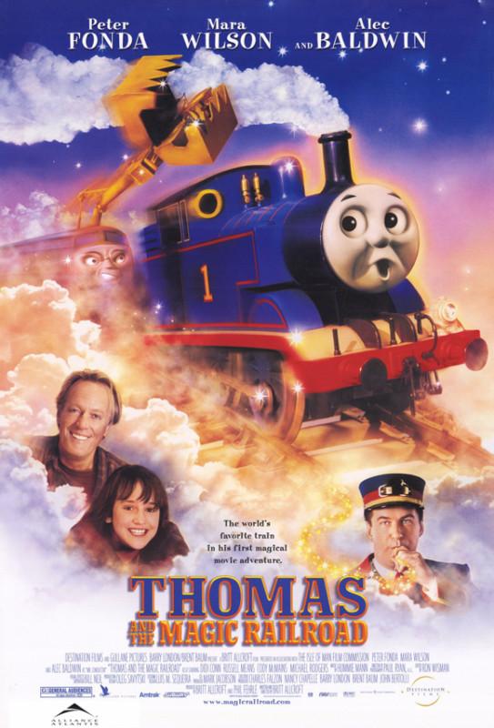 Thomas Y El Ferrocarril Mágico Doblaje Wiki Fandom Powered By Wikia