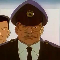 Inspector Arizuka en <a href=