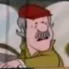 Taxista inglés en <a href=